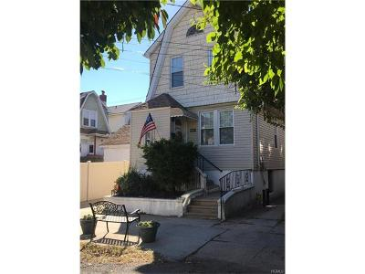 Bronx NY Single Family Home Sold: $420,000