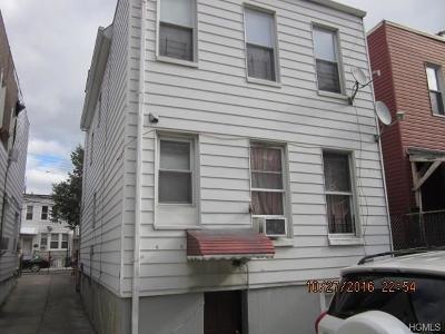 Bronx Multi Family 2-4 For Sale: 1613 Van Buren Street