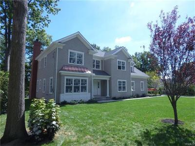 Scarsdale NY Single Family Home Sold: $1,895,000