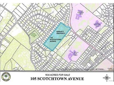 Goshen Residential Lots & Land For Sale: 105 Scotchtown Avenue