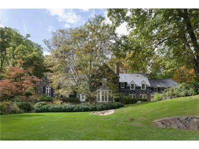 Bedford, Bedford Corners, Bedford Hills Single Family Home For Sale: 360 Pea Pond Road