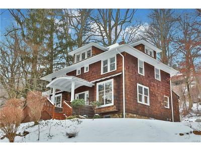 Nyack Single Family Home Sold: 992 Route 9w