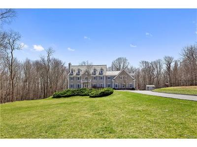 Pound Ridge Single Family Home For Sale: 75 Fancher Road