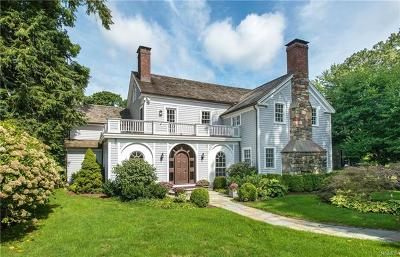 Bedford, Bedford Corners, Bedford Hills Single Family Home For Sale: 654 Guard Hill Road