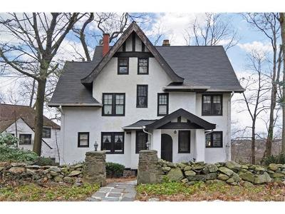 Scarsdale Single Family Home For Sale: 120 Old Army Road