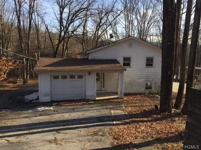 Warwick Single Family Home For Sale: 50 Old Dutch Hollow Road