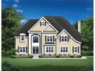 Hopewell Junction Single Family Home For Sale: Lot #8 Antler Court