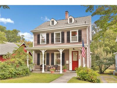 Nyack Single Family Home Sold: 50 Clinton Avenue