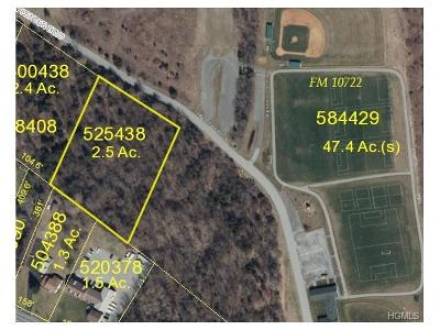 Poughquag Residential Lots & Land For Sale: Town Center Boulevard