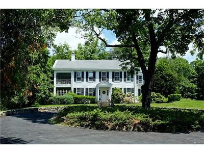 Ossining Single Family Home For Sale: 90 Somerstown Road