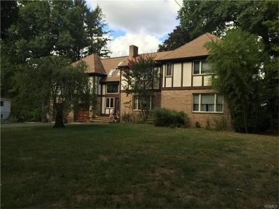 Nanuet Single Family Home Sold: 187 Grandview Avenue