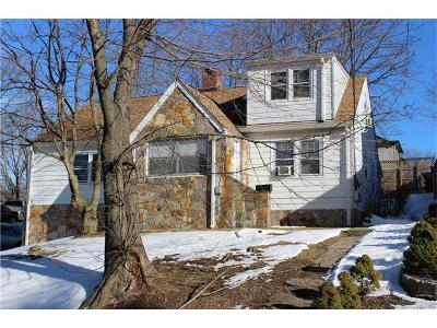 Westchester County Multi Family 2-4 For Sale: 52 North Evarts Avenue