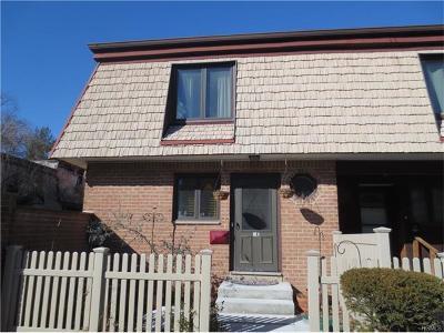 Condo/Townhouse Sold: 8 Heritage Drive #E