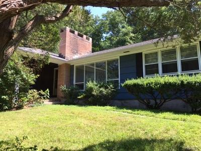 Connecticut Single Family Home For Sale: 578 Old Stamford Road