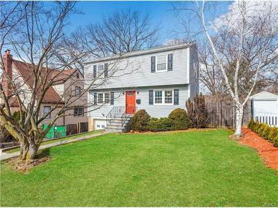 White Plains Single Family Home For Sale: 34 Westview Avenue