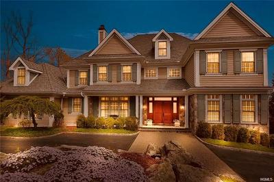 Armonk Single Family Home For Sale: 38 Wampus Lake Drive