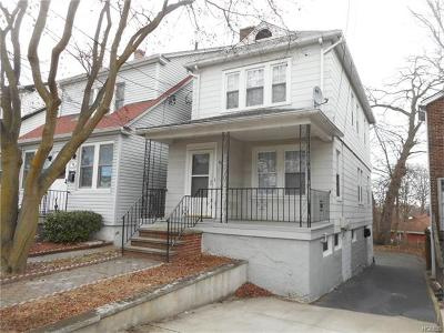 Yonkers Single Family Home For Sale: 68 First Street