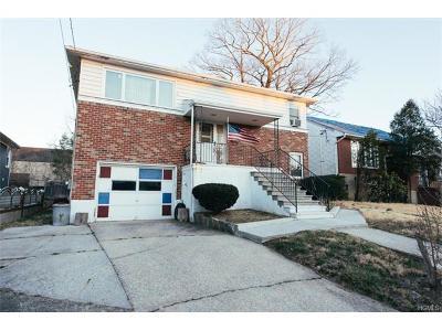 Yonkers Single Family Home For Sale: 112 Alder Street