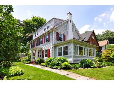 Yonkers Single Family Home For Sale: 84 Franklin Avenue