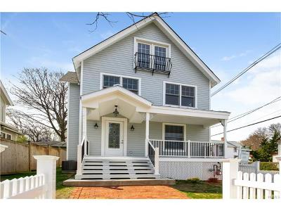 Nyack Single Family Home For Sale: 36 Summit Street
