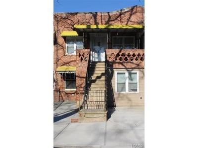 Brooklyn Multi Family 2-4 For Sale: 1325 85th Street
