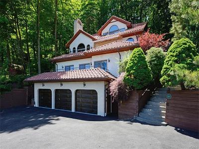 Piermont Single Family Home For Sale: 100 Orchard Terrace
