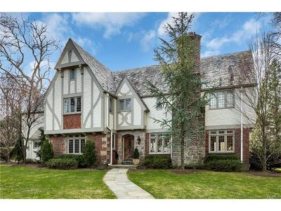 Bronxville Single Family Home For Sale: 20 Sussex Avenue