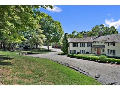 Armonk Single Family Home For Sale: 14 Middle Patent Road