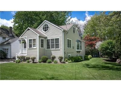 Palisades Single Family Home Sold: 21 Closter Road