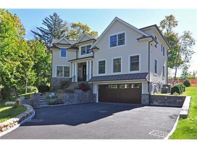 Irvington Single Family Home For Sale: 34 Riverview Road