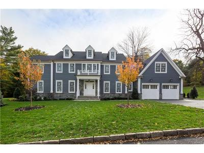 Scarsdale Single Family Home For Sale: 6 Cambridge Road