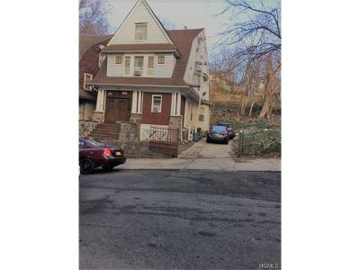 Yonkers Multi Family 2-4 For Sale: 80 Bruce Avenue