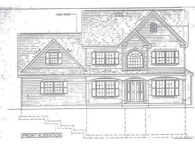 Single Family Home For Sale: Lot #2 Merritt Rd.