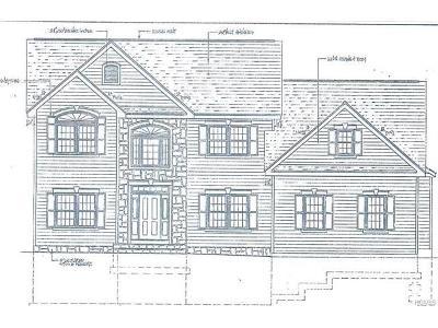 Single Family Home For Sale: Lot #3a Merritt Rd.