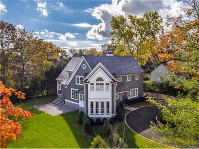 Bronxville Single Family Home For Sale: 360 Pondfield Road