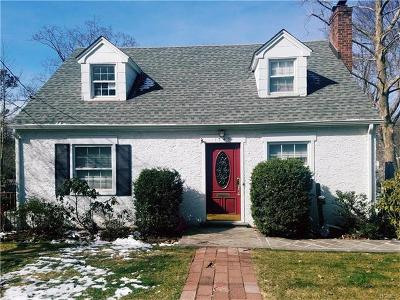 Scarsdale Single Family Home For Sale: 1349 Weaver Street