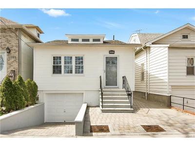 Bronx Single Family Home For Sale: 3331 Bruckner Boulevard