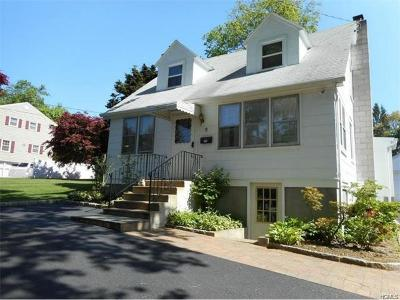 Single Family Home For Sale: 6 Wright Road