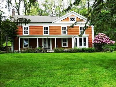 pawling Single Family Home For Sale: 809 North Quaker Hill Road