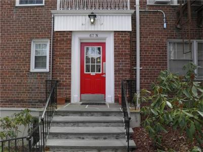 Bronxville Condo/Townhouse For Sale: 67 Rockledge Road #F1