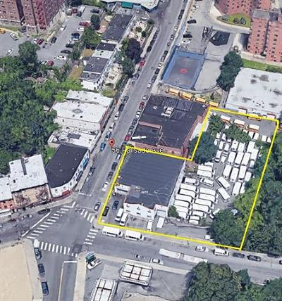 Commercial For Sale: 56-58 Palisade Avenue