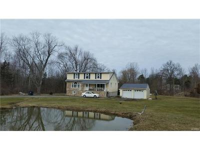 Monroe Single Family Home For Sale: 1411 State Route 208