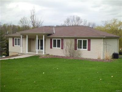Monroe Single Family Home For Sale: 98 School Road