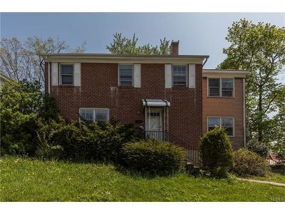 Mount Vernon Multi Family 2-4 For Sale: 453 Franklin Avenue