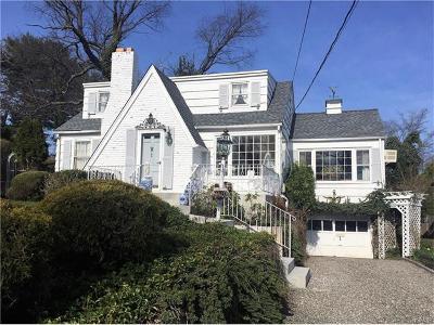 Nyack Single Family Home For Sale: 1 Bache Street