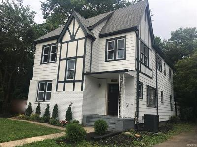 Nyack Single Family Home For Sale: 170 North Broadway