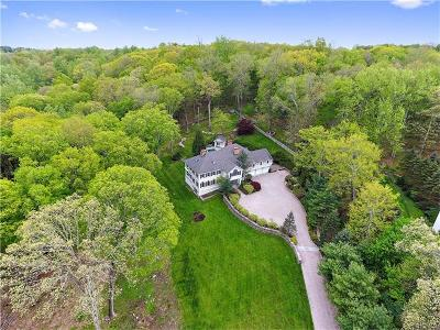 Pound Ridge Single Family Home For Sale: 24 Miller Road