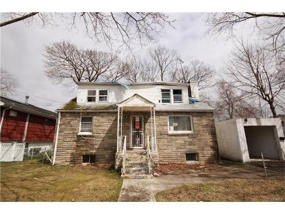 Westchester County Single Family Home For Sale: 62 McLean Avenue