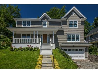 Scarsdale Single Family Home For Sale: 16 Clarendon Road