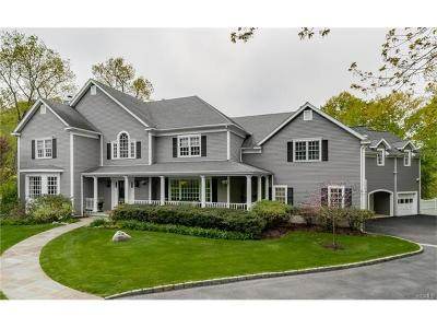 Chappaqua Single Family Home For Sale: 5 Charles Court